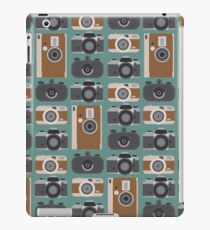 Analogue cameras iPad Case/Skin