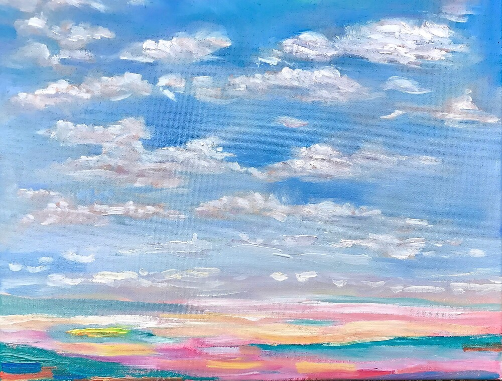 Clouds 3 by DiegoByrnesArt