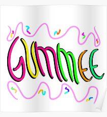 GUMMEE Poster