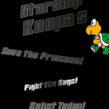 Starship Koopa's by LasTBreatH