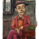 20th Century Dickensian Dogder by Paul Greer
