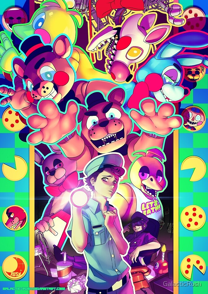 Five Nights at Freddy's by GalacticRush