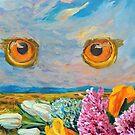 Eyes by DiegoByrnesArt