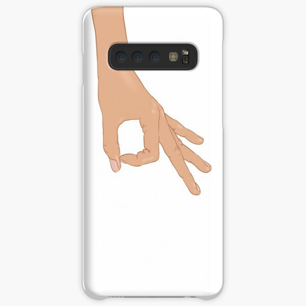 The Circle Finger Game Samsung Galaxy Snap Case