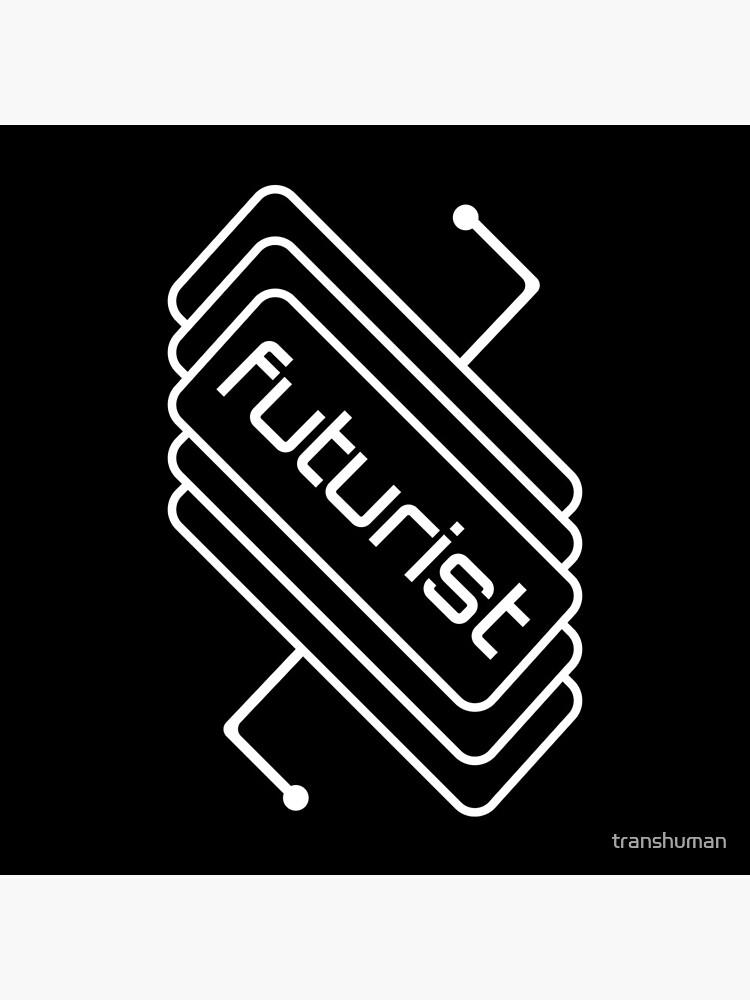 Futurist Circuit by transhuman