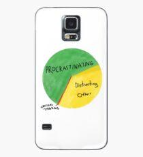 Wie Michael seine Zeit verbringt Hülle & Skin für Samsung Galaxy