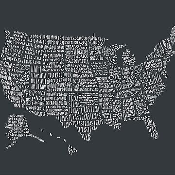 United States Map  by simpleserene