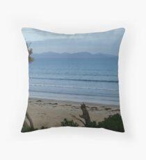 Waratah Bay veiw Throw Pillow