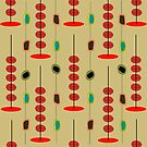 BACK TO MID-CENTURY by Thomas Barker-Detwiler