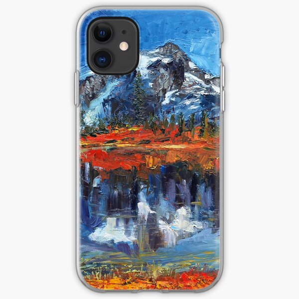 The View iPhone Soft Case
