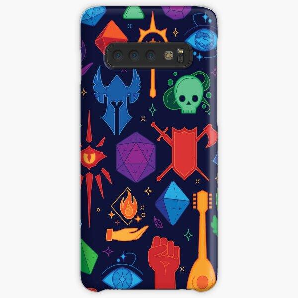 DnD Forever - Farbe Samsung Galaxy Leichte Hülle