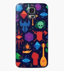 DnD Forever - Color Case/Skin for Samsung Galaxy