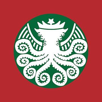 Starspawn Coffee War on Christmas by Tiki2