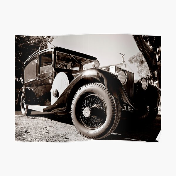 Roll Royce - 1926 Poster