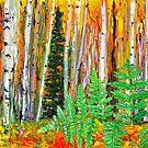 Birch by DiegoByrnesArt