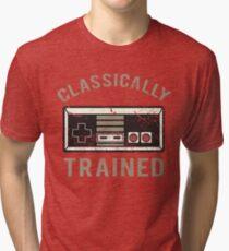 Gamer Trained Tri-blend T-Shirt