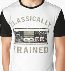 Gamer Trained Graphic T-Shirt