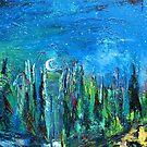 Nightscape by DiegoByrnesArt