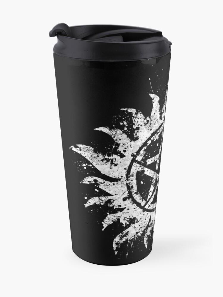 Alternate view of Supernatural  Travel Mug