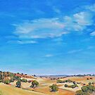 La Mancha by DiegoByrnesArt