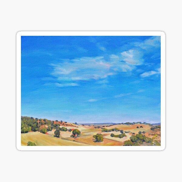 La Mancha Sticker