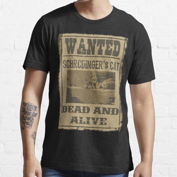 Tot und lebendig Essential T-Shirt