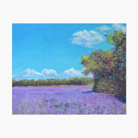 Lavender Art Board Print