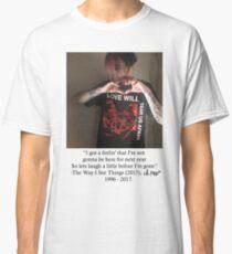RIP Lil Peep Classic T-Shirt