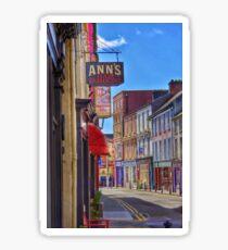 North Street, Skibbereen Co Cork Ireland Sticker