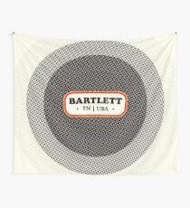 Bartlett   Retro Badge Wall Tapestry