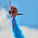 The Red Arrows At RIAT 2017 - 2 by Colin  Williams Photography