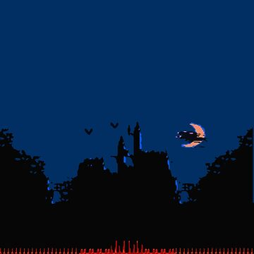 castlevania intro nes by harkness1991