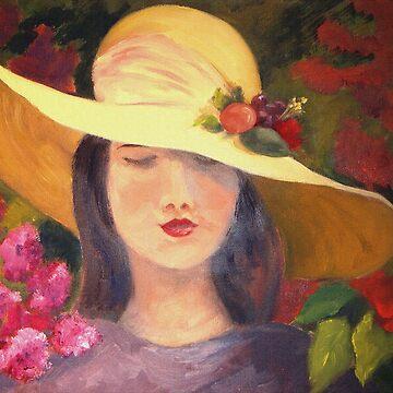 flower girl - heather von fuxart