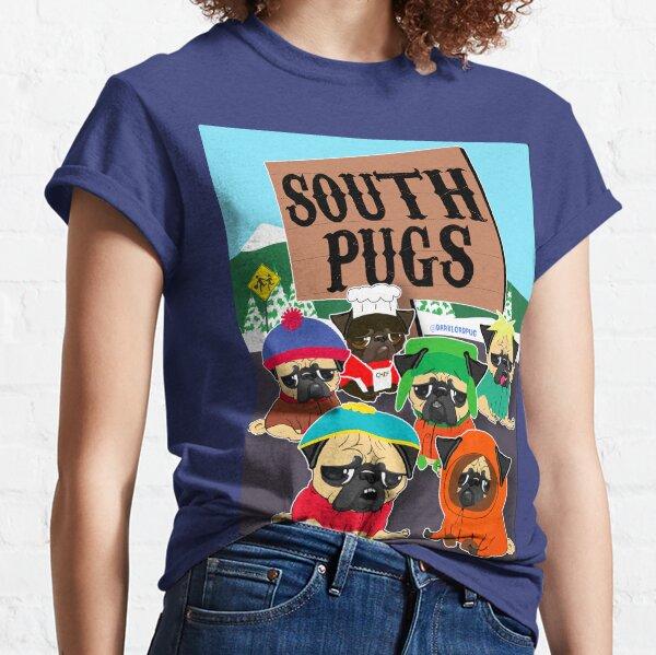 SOUTH PUGS Classic T-Shirt