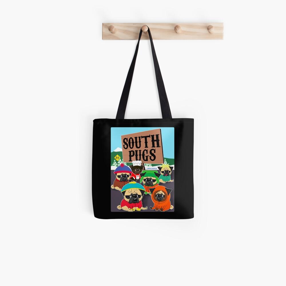SÜD-PUGS Tote Bag