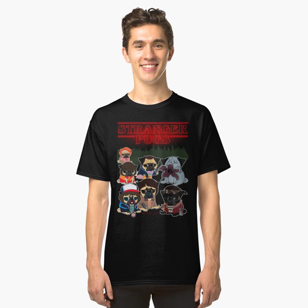 FREMDE PUGS Classic T-Shirt