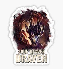 League of Legends SOUL REAVER DRAVEN Sticker