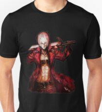 Dante Devil ma Cry Unisex T-Shirt