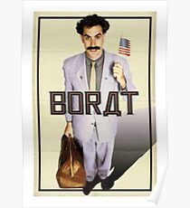 Borat! Cultural Learnings of America Poster