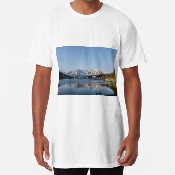 Lake of Misurina Long T-Shirt