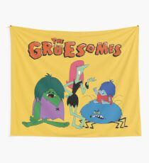 Monster Band Wall Tapestry