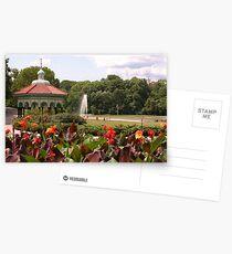Eden Park Gazebo Postcards