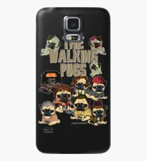 Die Walking Pugs Hülle & Klebefolie für Samsung Galaxy