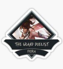 League of Legends FIORA Sticker
