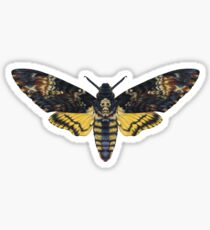 Death's-head hawkmoth Sticker