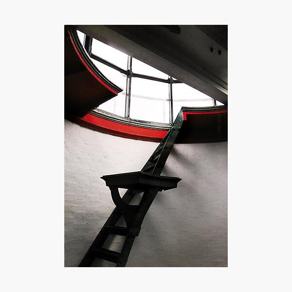 Fresnel Climb Photographic Print