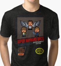 Super Wayward Bros. Tri-blend T-Shirt