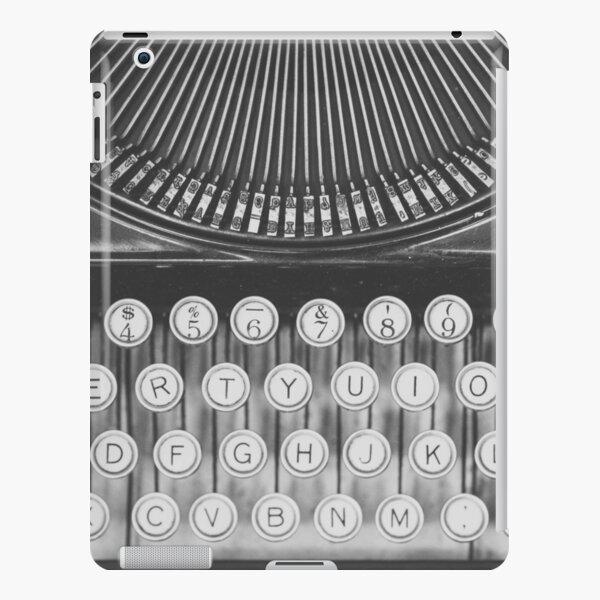 Vintage Typewriter Study iPad Snap Case