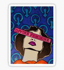 Divine Feminine Sticker