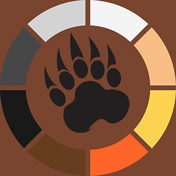 Bear Logo by Gattonynan